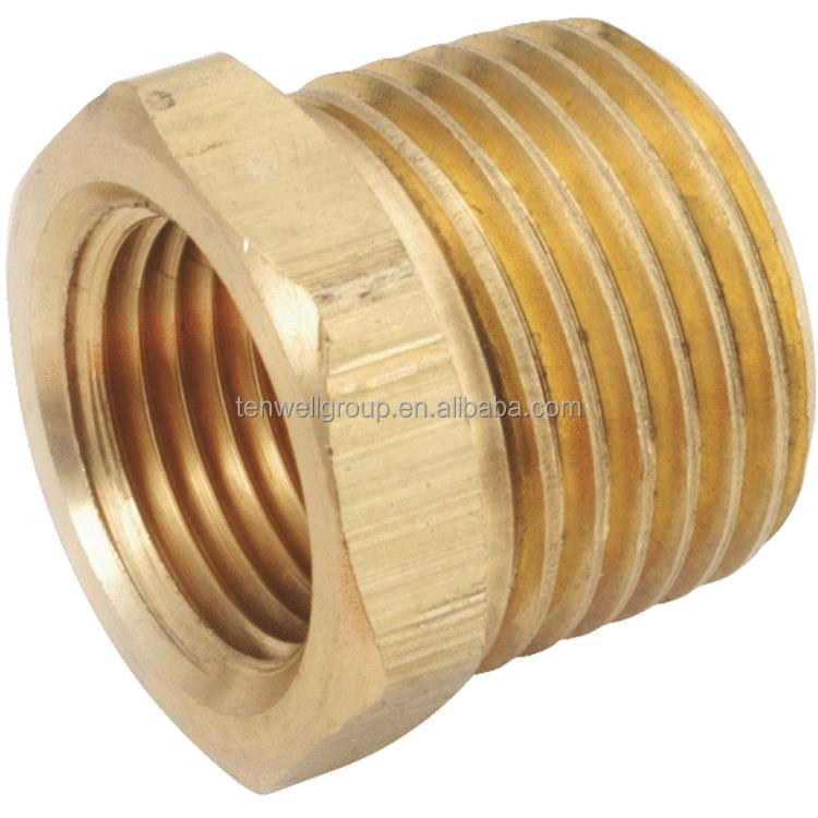 OEM CNC Machining brass turned part for electronic products made in china