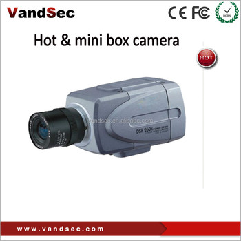Pinhole and hidden Very mini Box camera security camera cctv analog camera