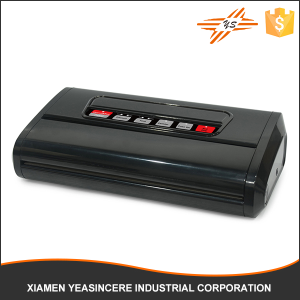 The latest design 160W portable food simple vacuum sealer