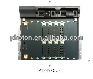 EPON OLT PTF35 Rack Amounted