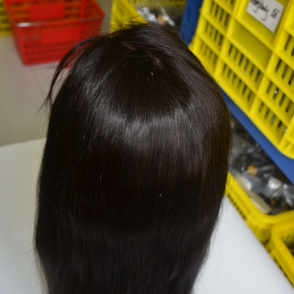 wholesale china supplier <strong>human</strong> 10 inch brazilian hair lace front wig