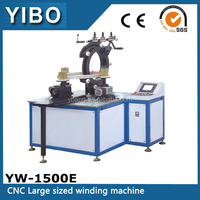 YIBO High-precision multi-wire auto winding mechanism for large sized current transformer coil winding machine
