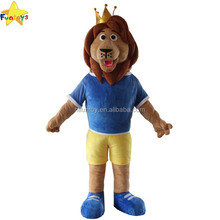 Funtoys CE Deluxe Lion Cosplay Adult Mascot Costume