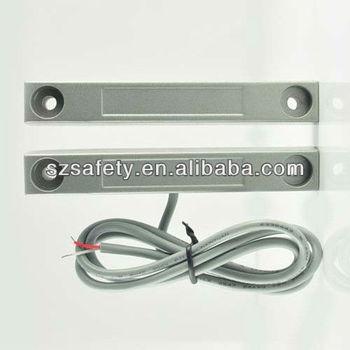 Wired Metal Garage Door Magnetic Contact Sensor Detector Buy