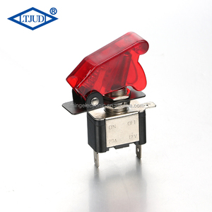12 volt automotive ON OFF led toggle Racing switch