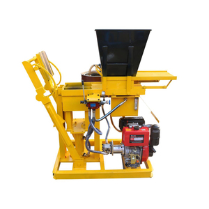 HBY2-15 China hydraulic press for clay brick machinery