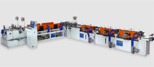 HF1300/400 Board / Floor The V-shape Flot Water-based Paint Coating Machine