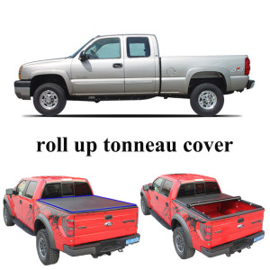 4x4 Truck tonneau cover for Chevrolet Silverado GMC Sierra 1500