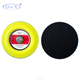 hook and loop backing car polishing pads used with sanding disc