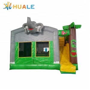 2018 inflatable jumping bouncer house/inflatable bouncer slide/inflatable combo toy