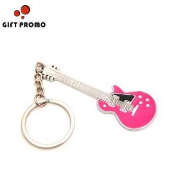 New Guitar Shape Design Keychain - Buy Guitar Keychain e48943588191