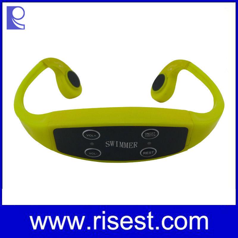 H-903 China Supplier Wireless Aquatic Sports Headphones With Bone ...