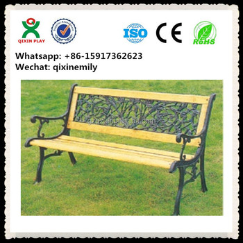 Classic Outdoor Garden Furniture Wooden Benches QX 146A/ Wood Benches/  Wooden Garden Seats