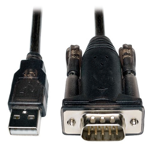 FTDI Chipset USB 2.0 to RS232 DB9 Serial Cable