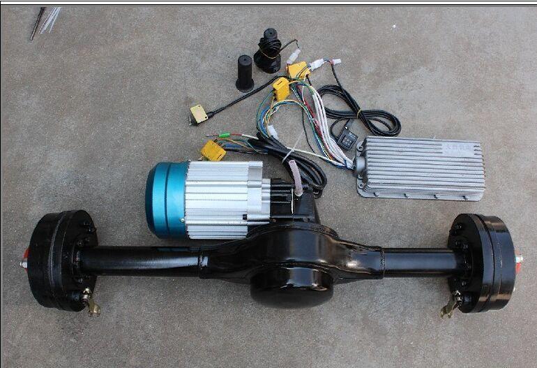 rear axle differential box motor DaTai