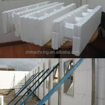 Insulated concrete form icf block permanent formwork for Styrofoam concrete blocks