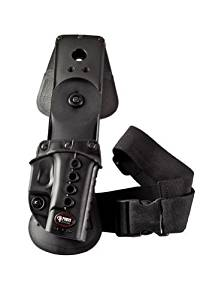 Fobus Tactical Conceal Carry Drop leg extension unit for all Fobus Rotating holsters & pouches - EX+P - Thigh Rig + Paddle