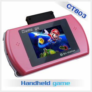 16bit 2.7 inch color screen one station game console
