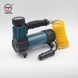 car tire inflator DC 12V mater air compressor car tire pump