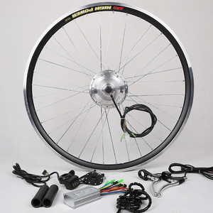 brushless 1000w motor built-in controller engine kits for bicycles