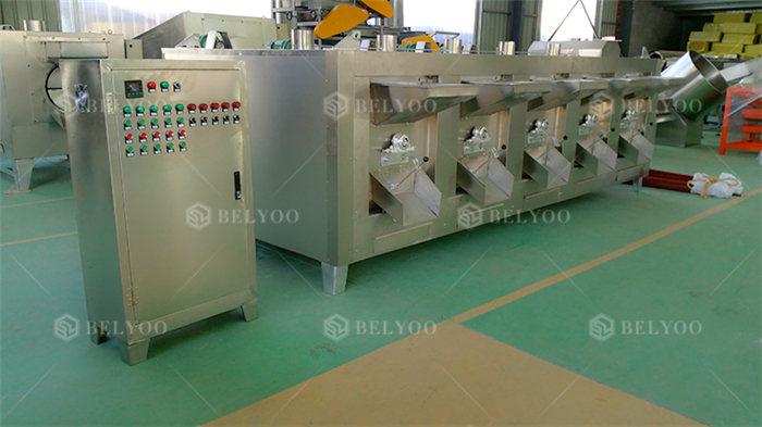 Gas pistachios groundnut commercial peanut roaster barley automatic sunflower seeds chickpea roasting machine price