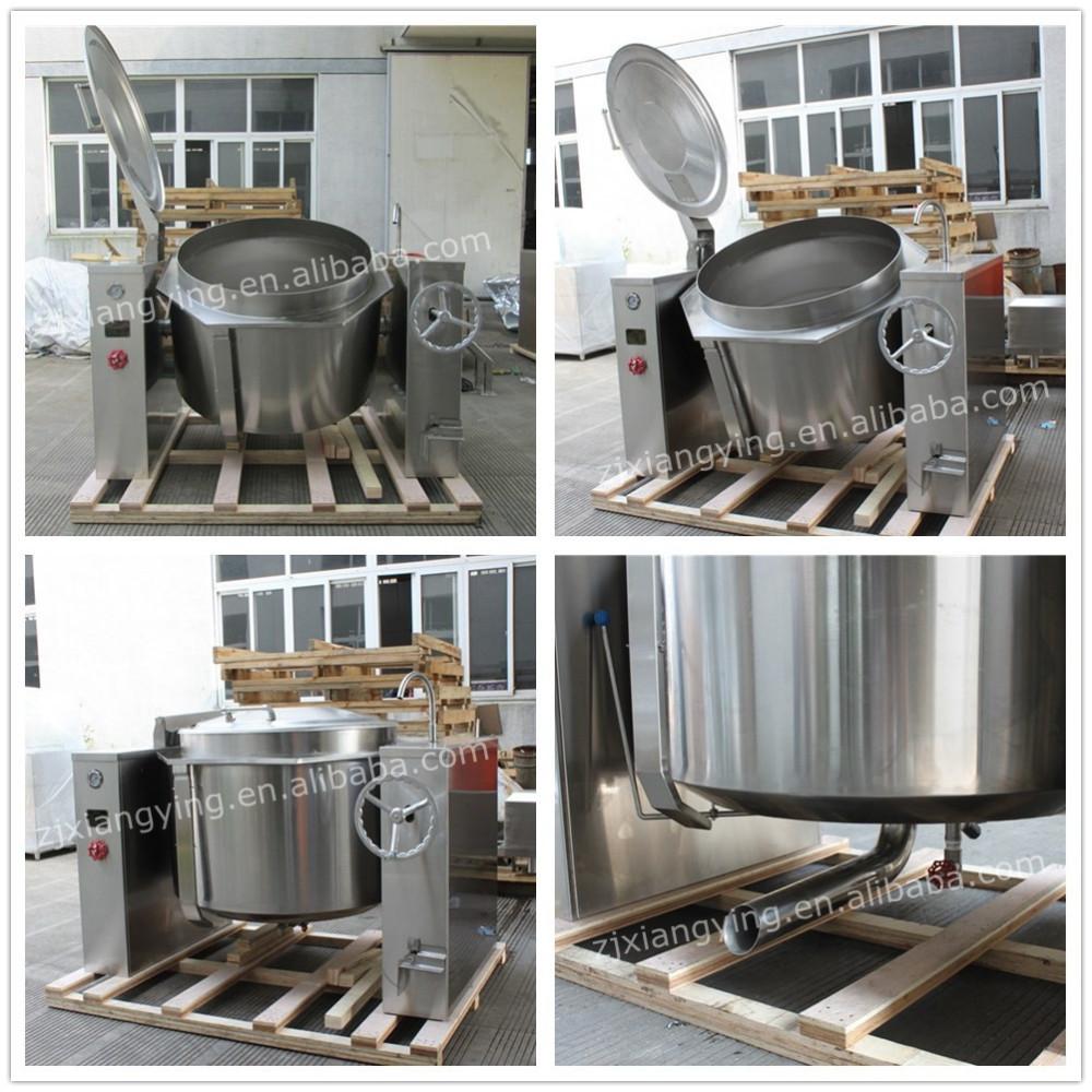 Xyqg D500 Cozinha Industrial Equipamentos De Vapor Aquecido Leite