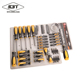 Hot Selling Good Quality small plastic handle screw driver set hand tool screwdriver set , household screwdriver tool set