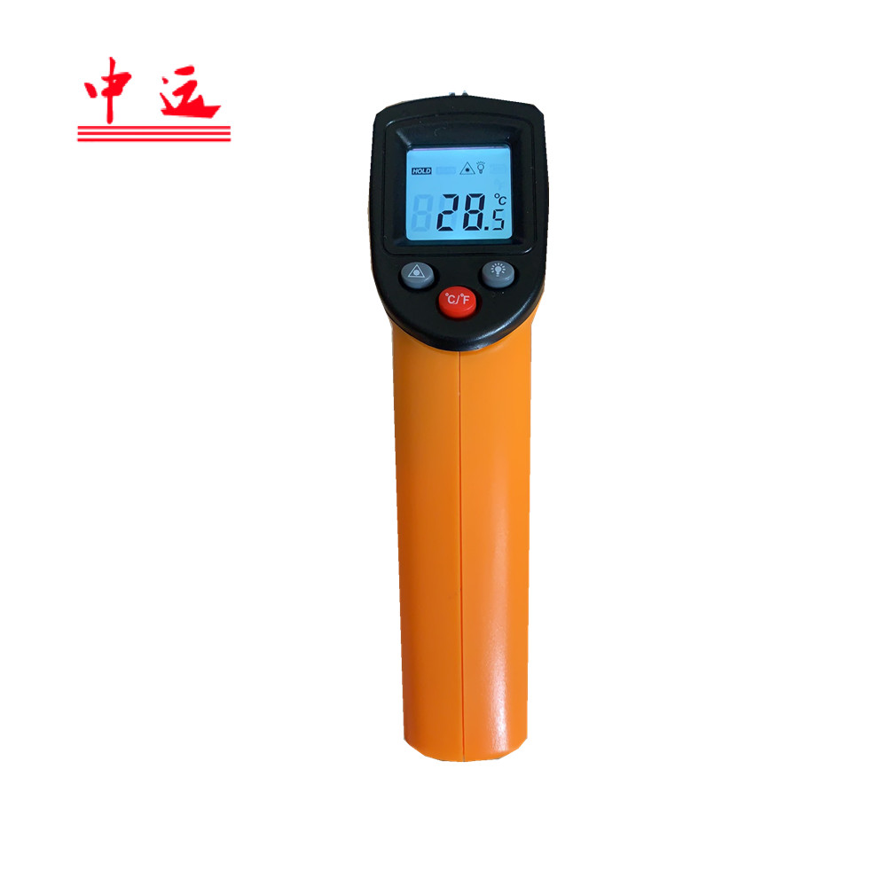 Gun type Non-Contact 400 degree Digital IR Infrared Thermometer <strong>Temperature</strong> Meter Gun