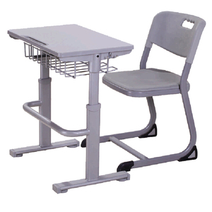 Ergonomic adjustable steel pipe single Desk Chair