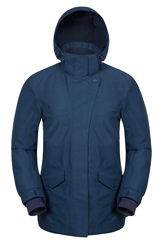 b2f9ac0c8d Get Quotations · Mountain Warehouse Chamonix Womens Ski Jacket - Waterproof Ladies  Coat