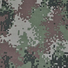 Camouflage coton polyester <span class=keywords><strong>tissu</strong></span> antistatique <span class=keywords><strong>ignifuge</strong></span> pour uniforme militaire