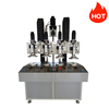 curling pvc package tube machine,PVC cylinder Edge Curling Side machine