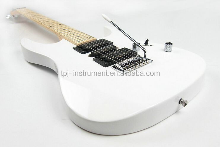 Top Selling Cheap Costom Yellow Tele Electric Guitar