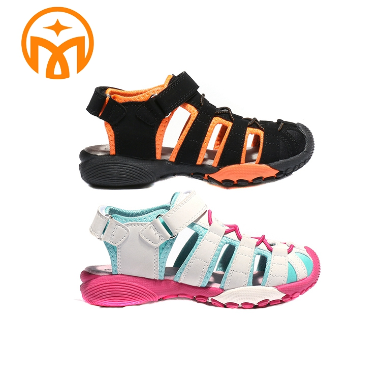 New designs durable school boys stylish flat <strong>sandals</strong> with comfortable design