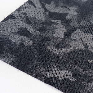 Embossed camouflage comfortable self adhesive artificial PU leather material