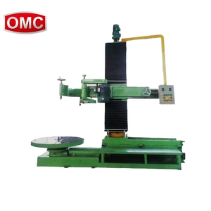 OMC-YZ CNC Big Stone Rock Column Ball Profile Cutting Saw Machine