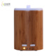 Real bamboo decorative electric ultrasonic mist aroma diffuser essential oil
