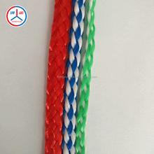 8mm PE Hollow Braided Rope
