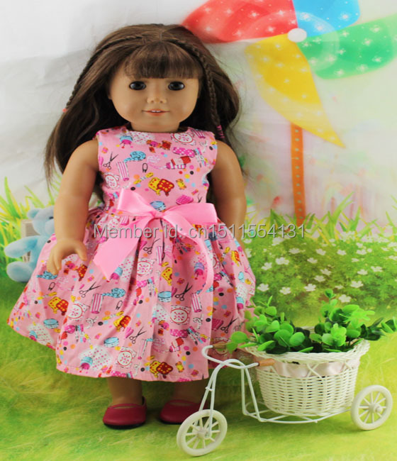American Girl is a celebration of childhood. It is best known for its signature eighteen-inch dolls. Since its introduction in , American Girl has become one of the most recognizable dolls in the United States/5.