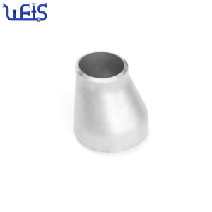 Stainless steel BW fittings seamless SCH40 eccentric pipe reducer