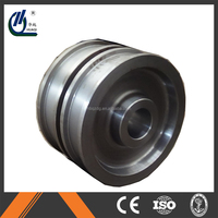 Forged steel crane wheels for sale