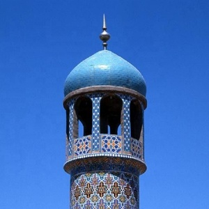 Factory price mosque buildings minaret Steel dome