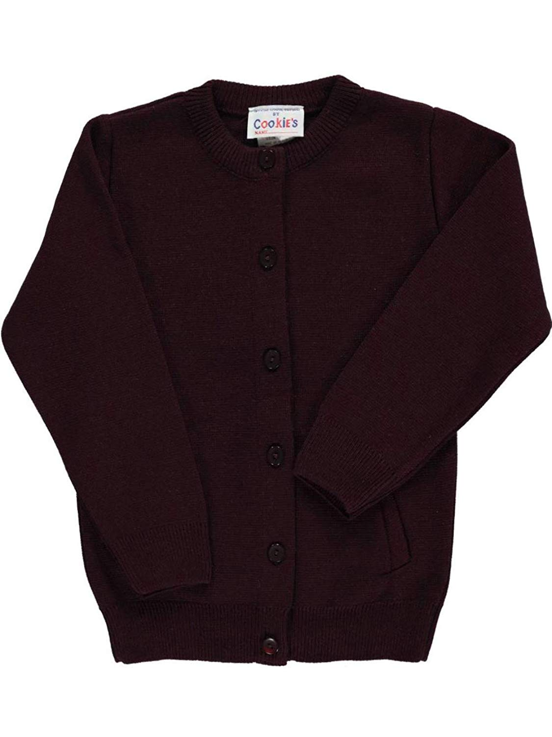 Dempsey Marie Classy Girls Sweater or Cardigan Perfect For any Occasion Black Brown Burgundy