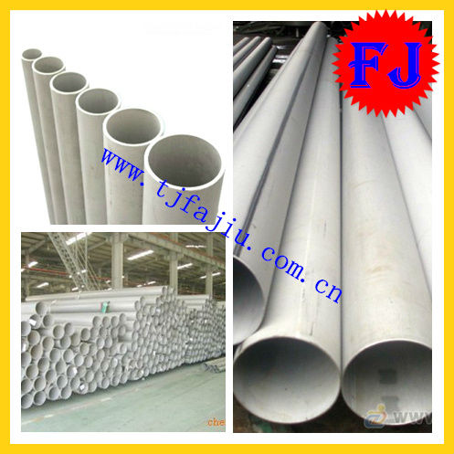 304l 306 316 316L 321 309 310 310S 904 seamless stainless steel pipes / tubes