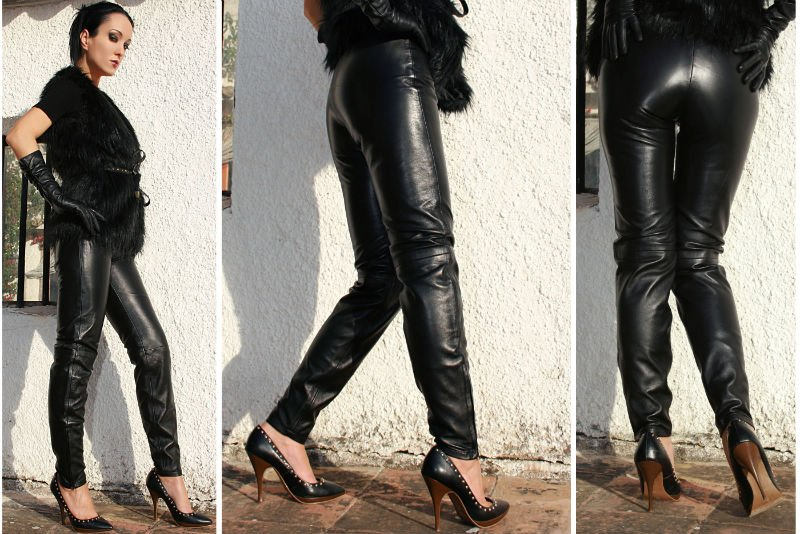 Leather Leggings - Buy Black Leather Leggings Product on Alibaba.com