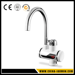 LED Digital Display Instant Hot Water Tap Electric Water Heater Faucet Kitchen Mixer