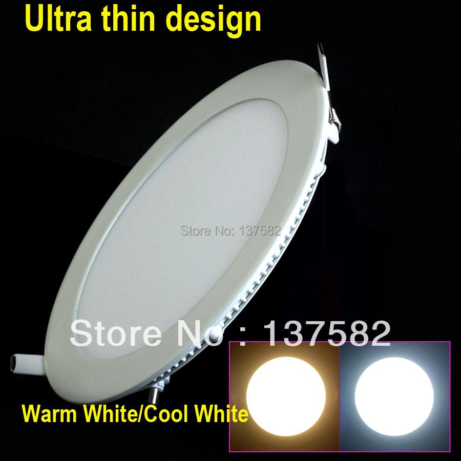 25 watt runde led deckenleuchte einbau k che bad lampe 85 265 v f hrte hinunter. Black Bedroom Furniture Sets. Home Design Ideas