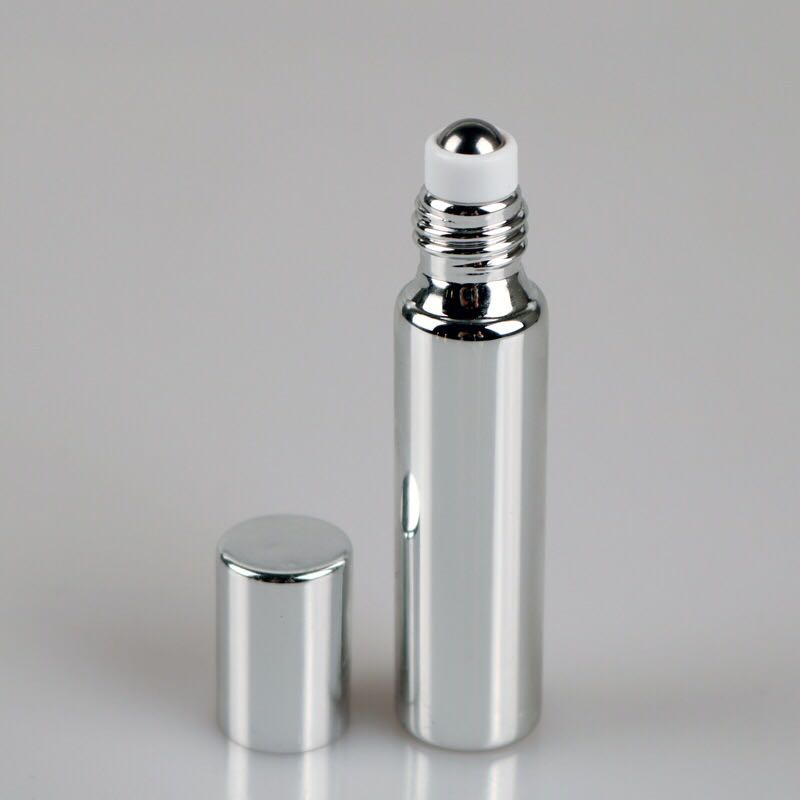 Best selling 5ml 10ml 15ml 20ml 30ml 50ml 100ml glass amber essential oil roll on bottles