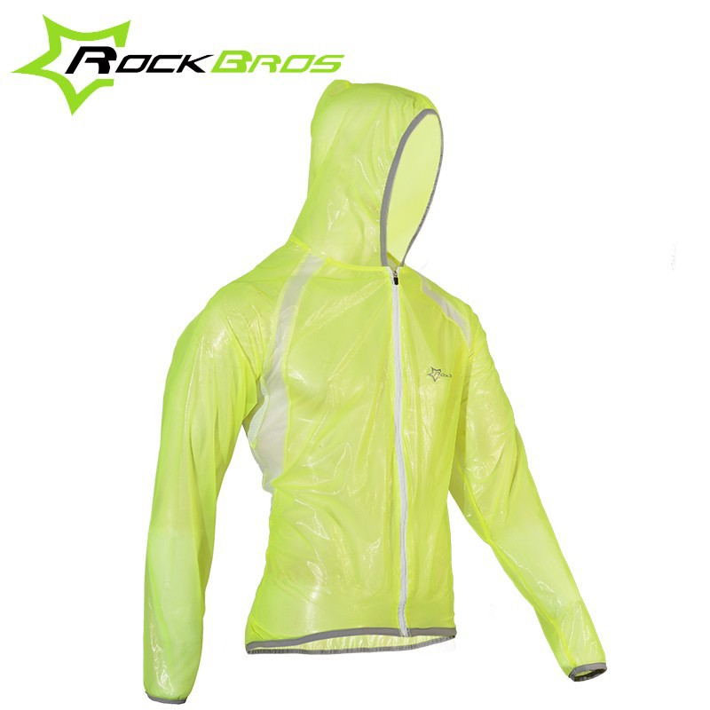 ROCKBROS 2017 MTB Cycling Jersey Multif Function Jacket Waterproof Windproof TPU Raincoat Bike Bicycle Cycling Clothes 3 Colors