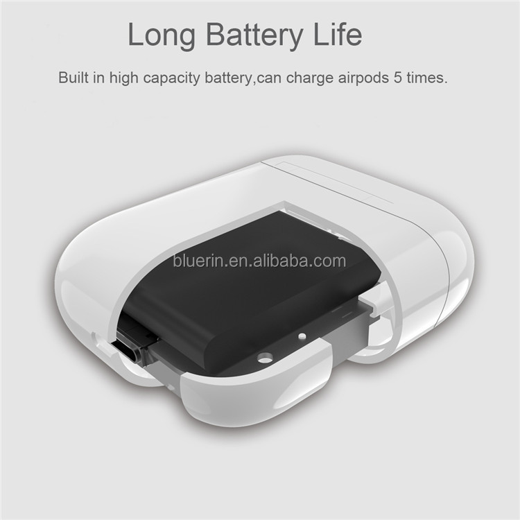 half off c3f4f 6847e For Airpod Charging Case Replacement Wireless Charging Battery Box Charger  For Apple Airpod Charger Case - Buy Airpod Wireless Charging Case Power ...